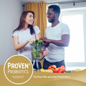 ProVen Probiotics | Gut Health in the New Year |